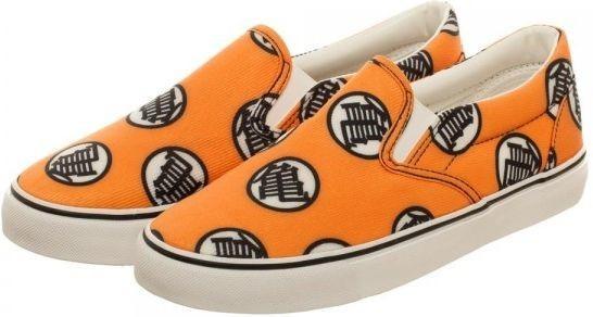 Dragon Ball Z Deck Shoes (Size 12)