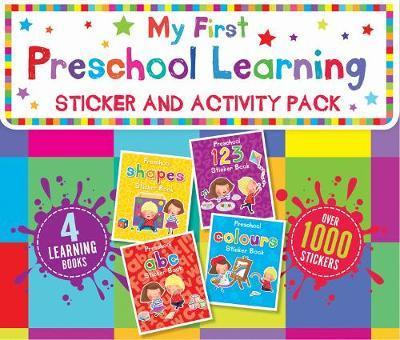 Preschool Learning Wallet