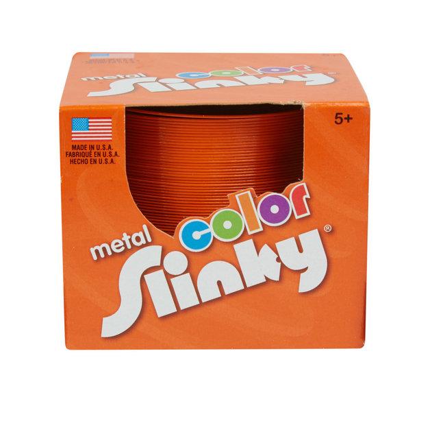 Slinky: Coloured Slinky - Orange