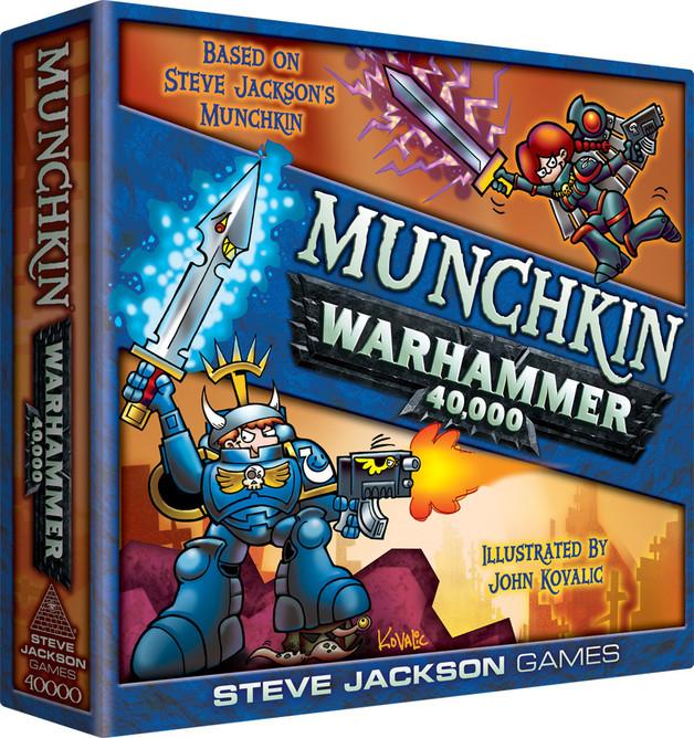 Munchkin - Warhammer 40,000 Edition
