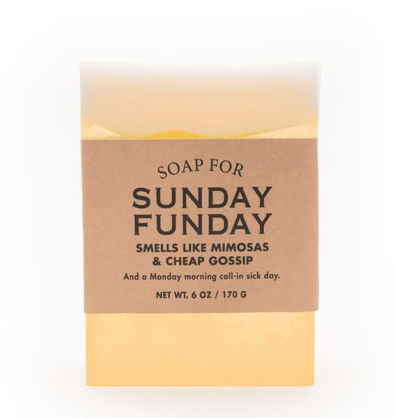 Whiskey River Co: Soap - Sunday Funday