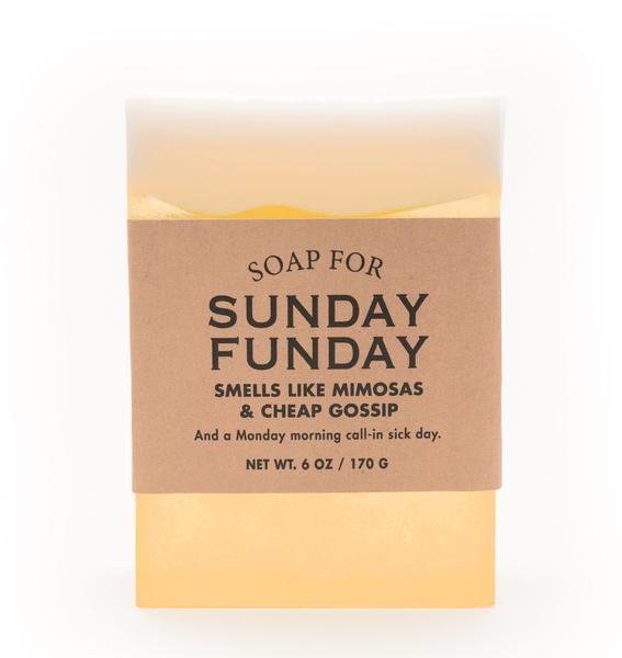 Whiskey River Co: Soap - Sunday Funday