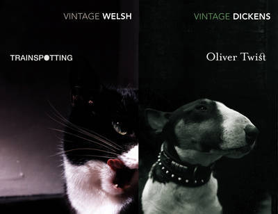 "Vintage Youth: ""Oliver Twist"", ""Trainspotting"" by Charles Dickens image"