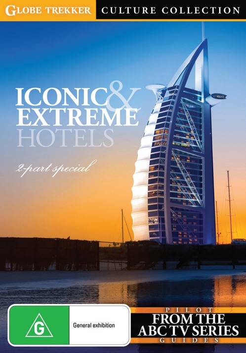 Iconic and Extreme Hotels - DVD