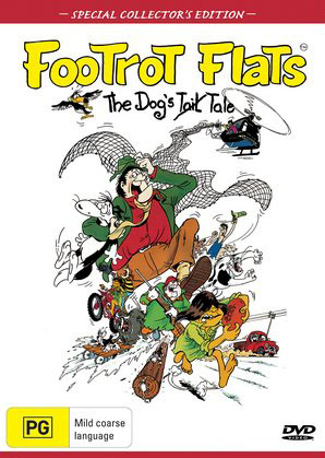 Footrot Flats: The Dog's Tale on DVD image