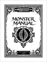Monster Manual by Skip Williams