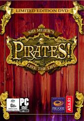 Sid Meier's Pirates! Collector's DVD Edition for PC Games