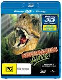 IMAX: Dinosaurs Alive! on Blu-ray, 3D Blu-ray