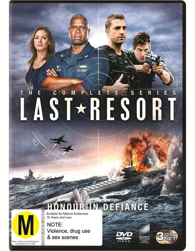 Last Resort - Season 1 on DVD
