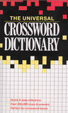 The Universal Crossword Dictionary by Ursula Harringman