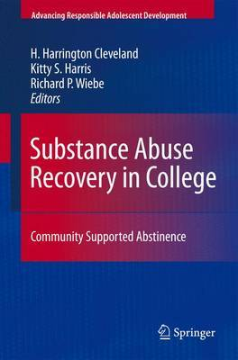 Substance Abuse Recovery in College image