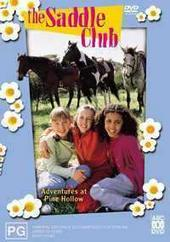 Saddle Club, The - Adventures At Pine Hollow on DVD