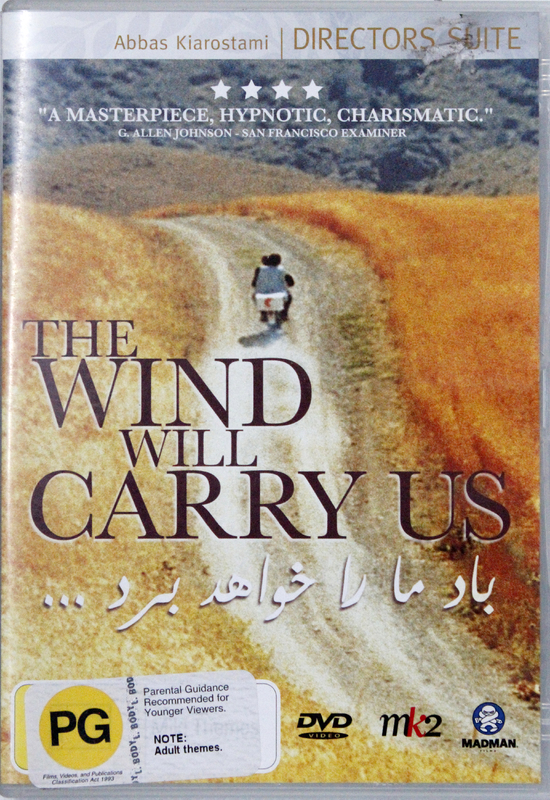 The Wind Will Carry Us on DVD