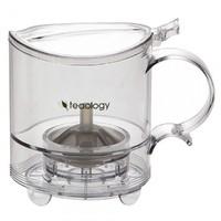 Teaology: Tea Maker- Clear (500ml)