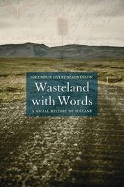 Wasteland with Words by Sigurdur Gylfi Magnusson image
