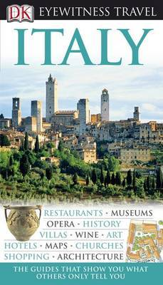 Eyewitness Italy by DK Publishing