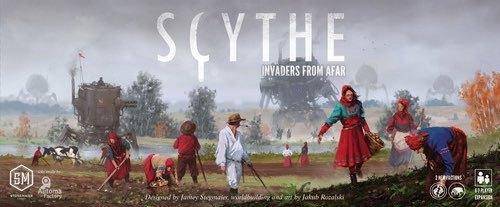 Scythe: Invaders from Afar image