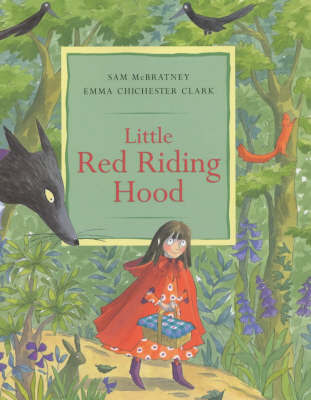Little Red Riding Hood by Sam McBratney image