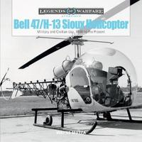 Bell 47/H-13 Sioux Helicopter by Wayne Mutza image