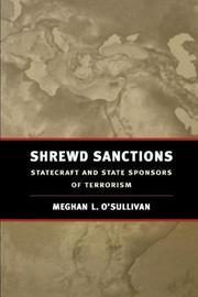 Shrewd Sanctions by Meghan L O'Sullivan image