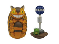 Studio Ghibli Rocking Figures - My Neighbor Totoro Catbus