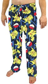Pokemon: All Over Print - Microfleece Pants - (Medium)