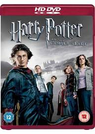 Harry Potter And The Goblet Of Fire on HD DVD image