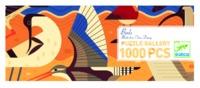 Djeco: 1000pc Gallery Puzzle - Birds