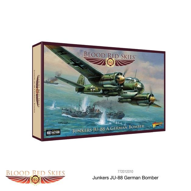 Blood Red Skies: German JU-88