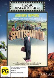 Spotswood on DVD