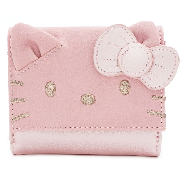 Loungefly: Hello Kitty - Pink Kitty Wallet