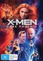 X-Men: Dark Phoenix on DVD
