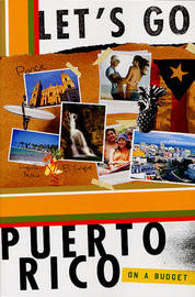 Let's Go Puerto Rico by Let's Go Inc image