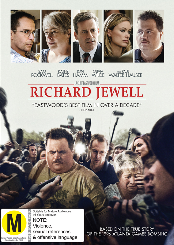 Richard Jewell on DVD