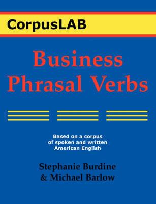 Business Phrasal Verbs by Stephanie Burdine image