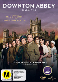 Downton Abbey - Season Two on DVD