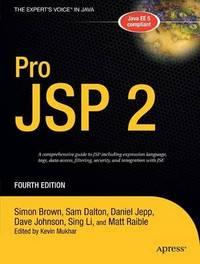 Pro JSP 2 by Simon Brown