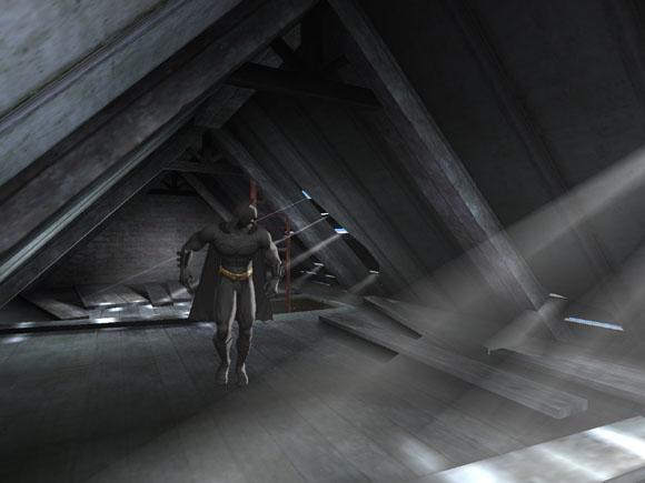 Batman Begins for PlayStation 2 image