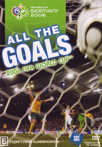All The Goals - 2006 FIFA World Cup on DVD