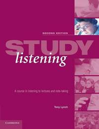 Study Listening by Tony Lynch image