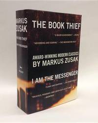 The Book Thief/I Am the Messenger Paperback Boxed Set by Markus Zusak