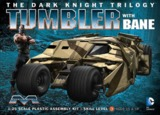 Moebius Models 1:25 Dark Knight: Bane's Armoured Tumbler Model Kit