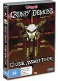 Crusty Demons: Global Assault Tour on DVD