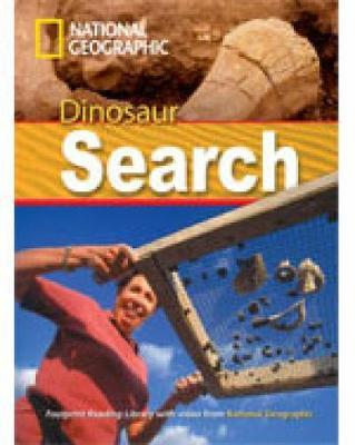 Dinosaur Search by Rob Waring