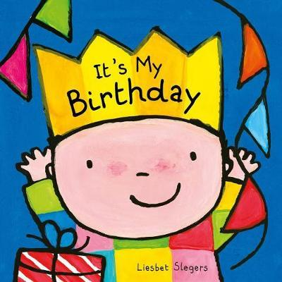 It's My Birthday by Liesbet Slegers