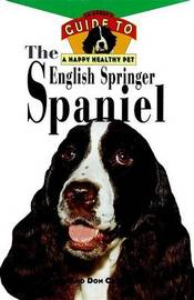 The English Springer Spaniel: Owner's Guide by Ritter image