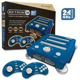 Hyperkin Retron 3 Gaming Console - Bravo Blue for