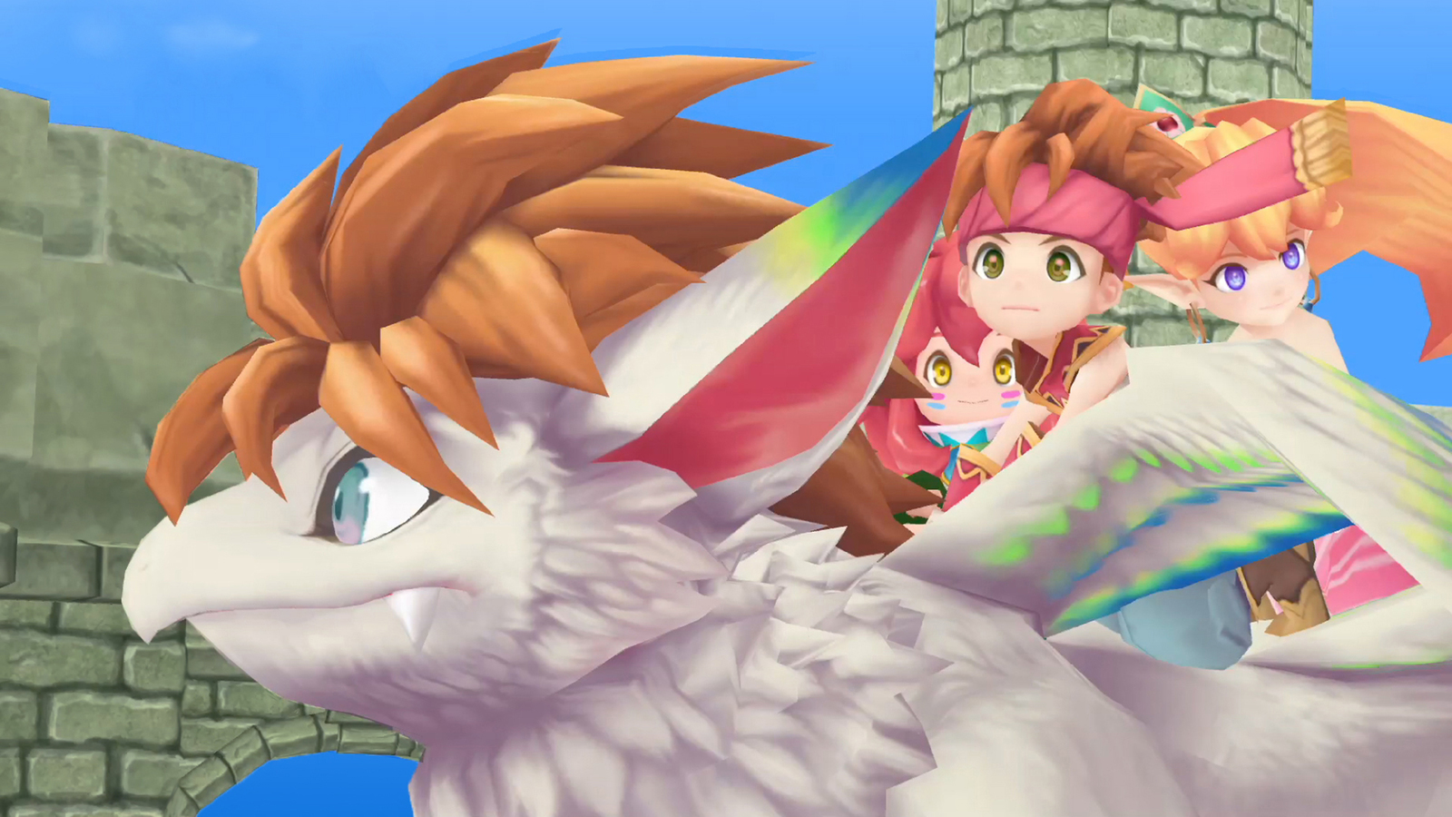 Secret of Mana Day One Edition for PS4 image