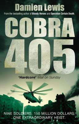 Cobra 405 by Damien Lewis image