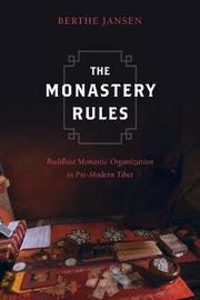 The Monastery Rules by Berthe Jansen image